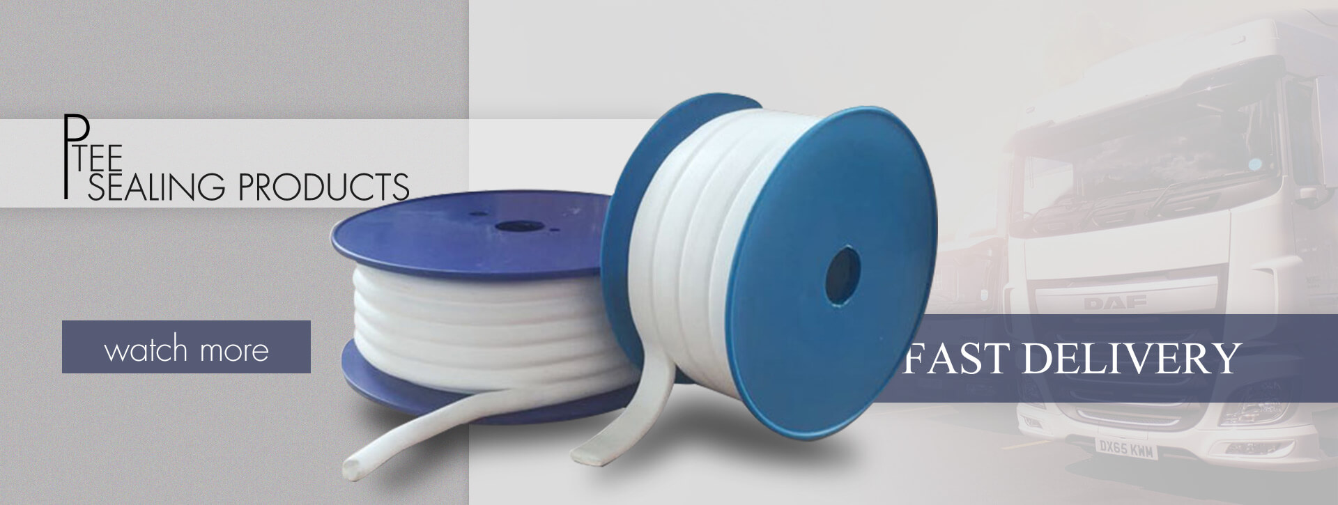 The usage of expanded PTFE tape